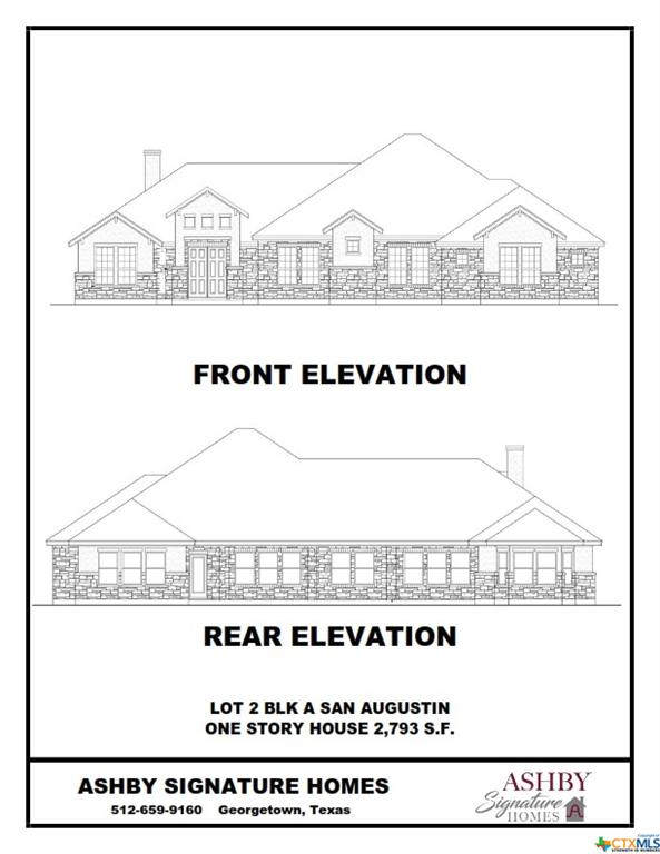 505 Rawhide Lane Property Photo - Florence, TX real estate listing