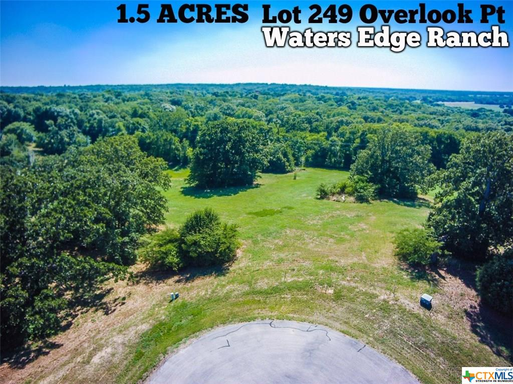 Lot 249 Overlook Point Property Photo - Athens, TX real estate listing