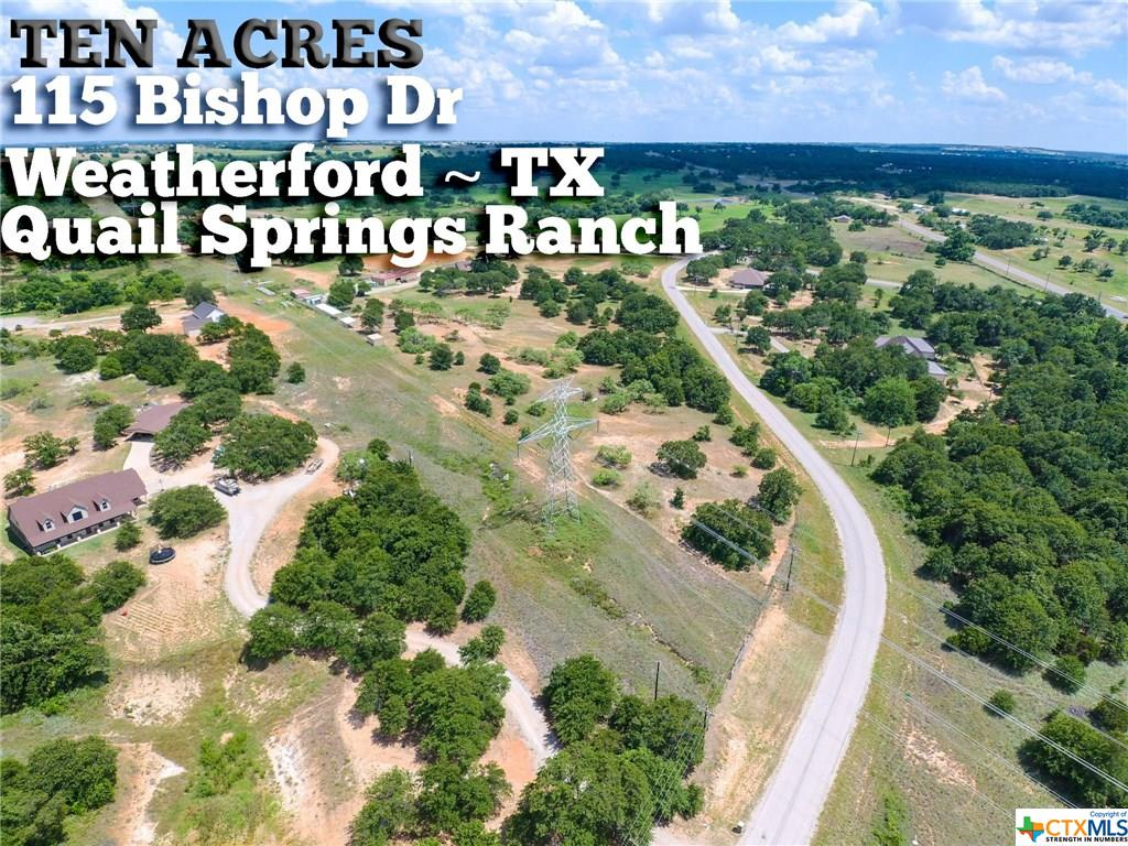 115 Bishop Drive Property Photo - Weatherford, TX real estate listing