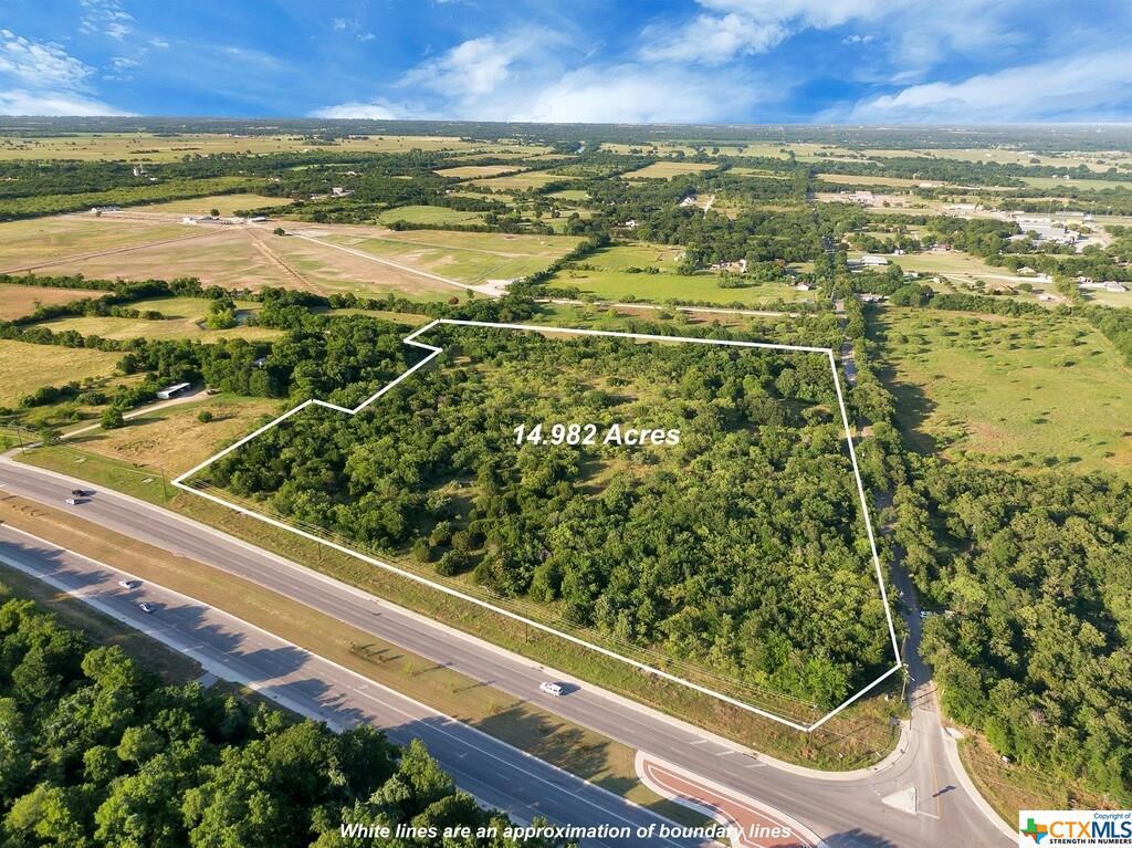 TBD 14.982 Washington Lane Property Photo - Waco, TX real estate listing