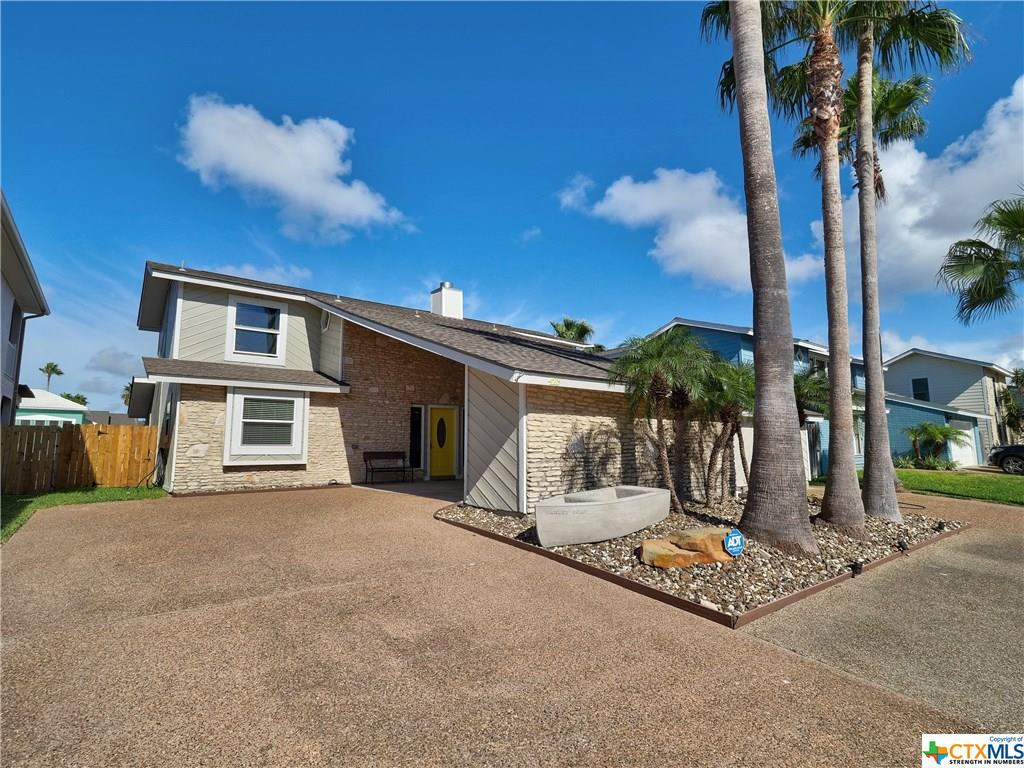 423 Marina Drive Property Photo - Port Aransas, TX real estate listing