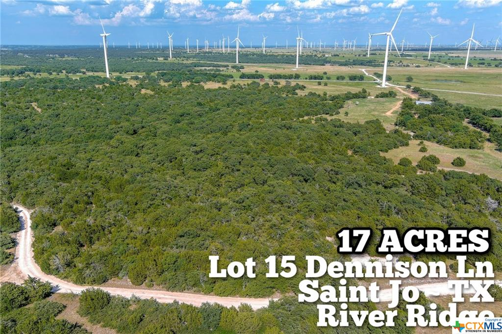Lot 15 Dennison Lane Property Photo - St. Jo, TX real estate listing