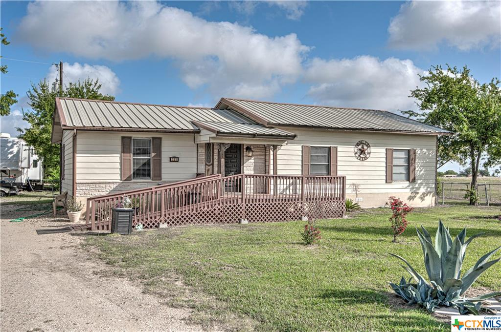 751 ST HWY 320 Property Photo - Westphalia, TX real estate listing