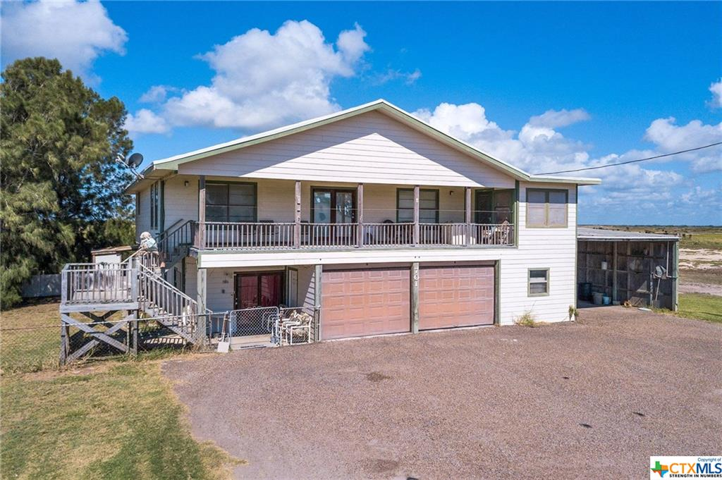 701 Bay Shore Drive Property Photo - Port Mansfield, TX real estate listing