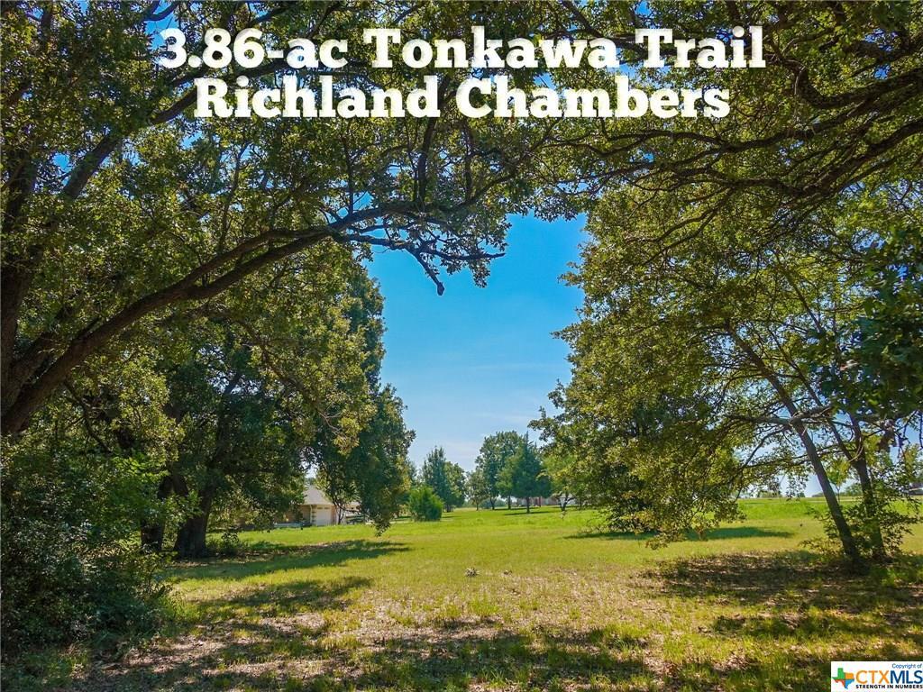 3.86-ac Tonkawa Trail Property Photo - Corsicana, TX real estate listing