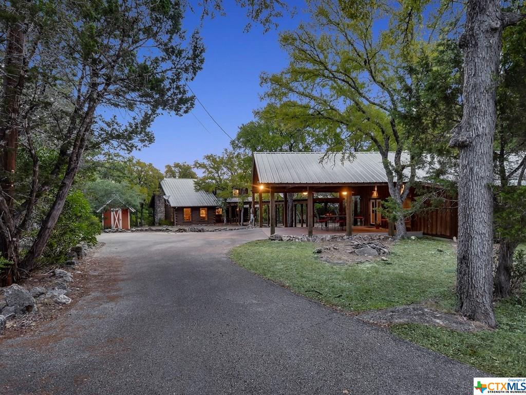 418 Field Road Property Photo - Fischer, TX real estate listing