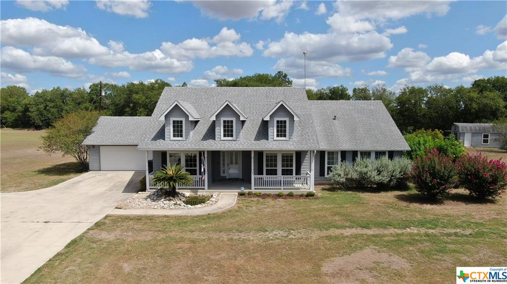 2470 Sherrill Road Property Photo - Kingsbury, TX real estate listing