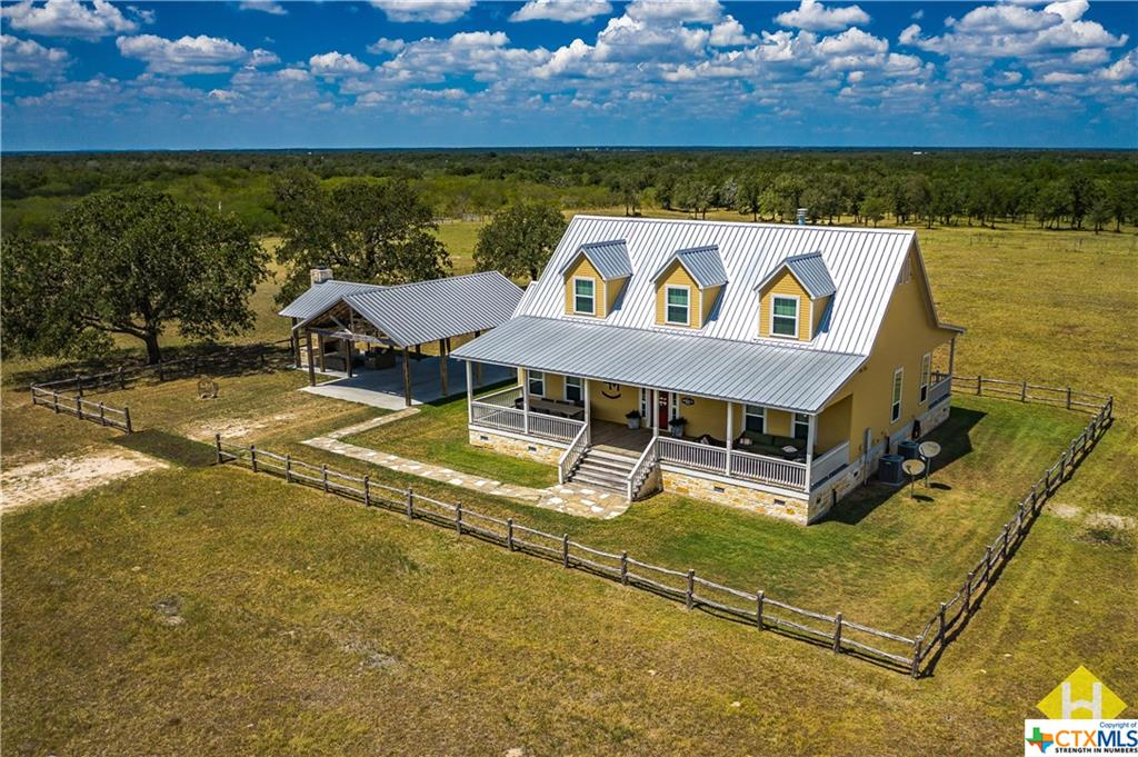 1111 County Road 397 Property Photo - Gonzales, TX real estate listing