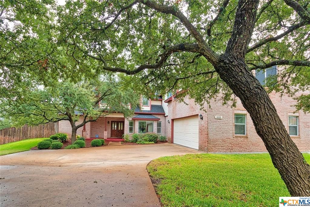 1402 Summer Glen Drive Property Photo - Harker Heights, TX real estate listing