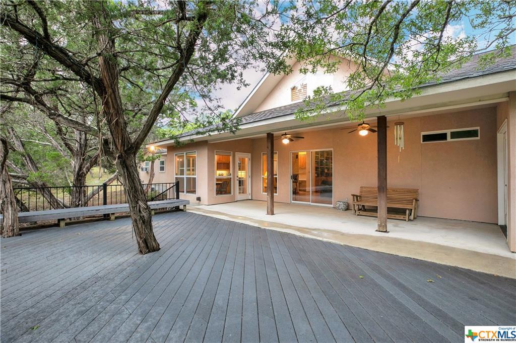 805 Sundown Trail Property Photo - Fischer, TX real estate listing