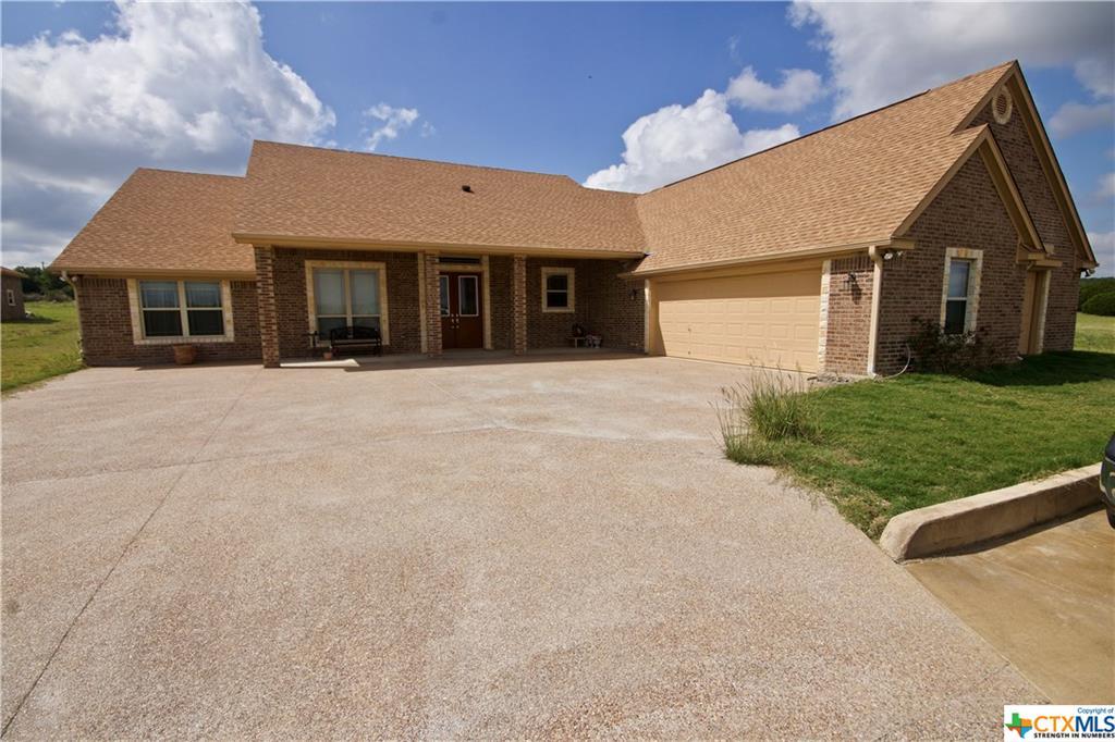 818 Herzog Mountain Lane Property Photo - Copperas Cove, TX real estate listing