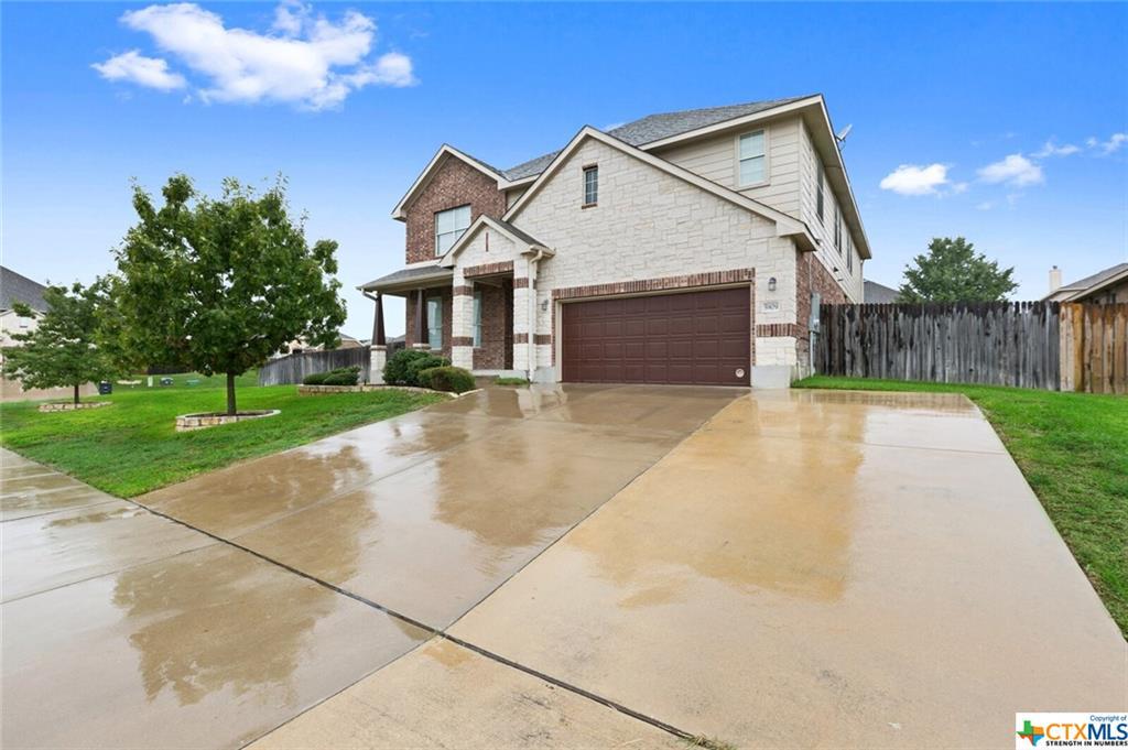 5909 Flat Slate Drive Property Photo