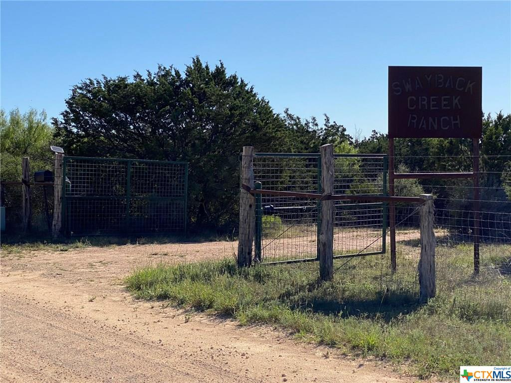 1848 Onion Creek Road Property Photo - Mason, TX real estate listing