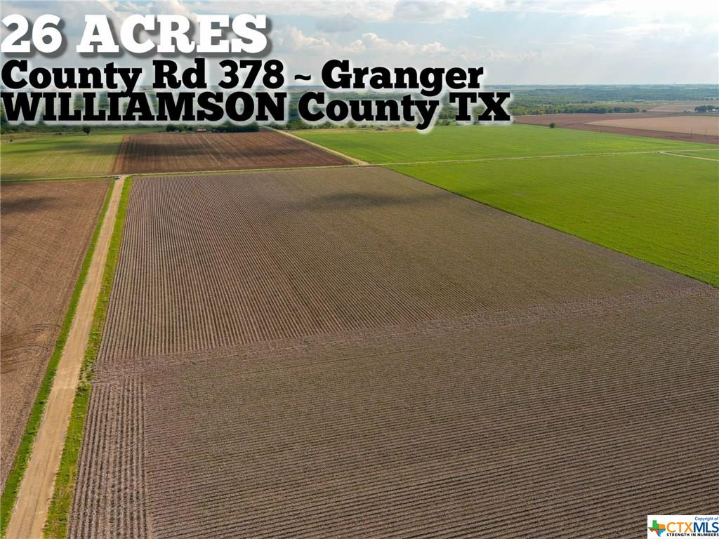 26-ac County Road 378 Property Photo - Granger, TX real estate listing
