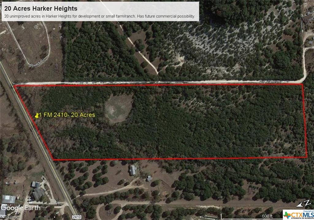 1 Fm 2410 Property Photo - Harker Heights, TX real estate listing