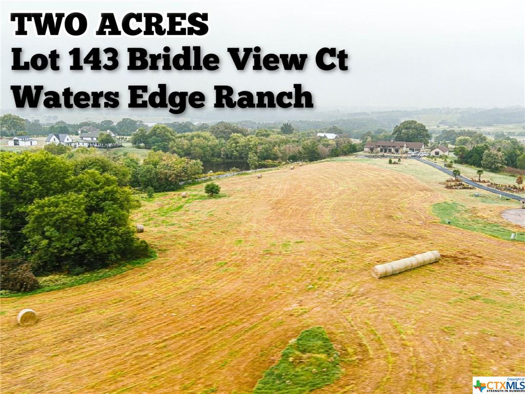 Lot 143 Bridle View Court Property Photo - Athens, TX real estate listing