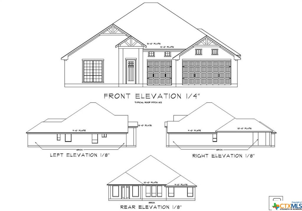 256 Pecan Meadow Lane Property Photo - Harker Heights, TX real estate listing
