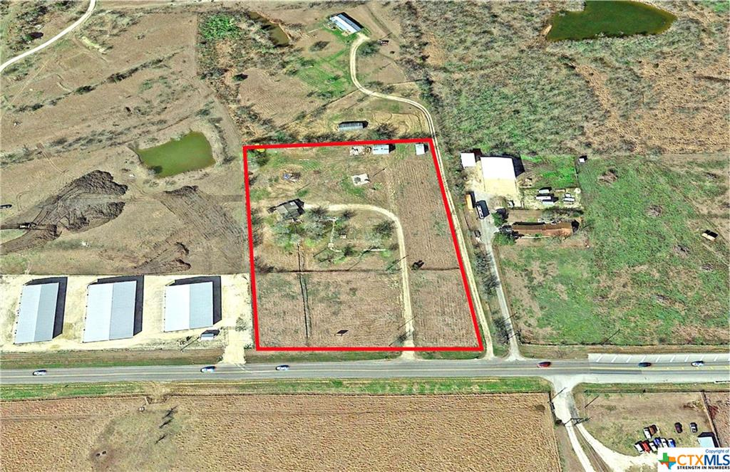 5501 State Highway 21 Property Photo - Maxwell, TX real estate listing