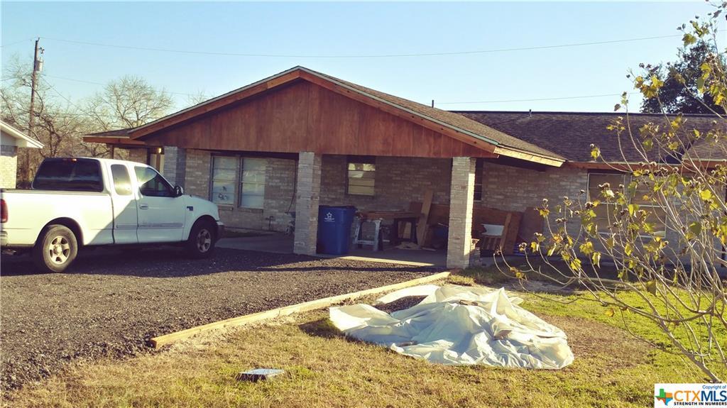 1300 Johnson Street Property Photo - Woodsboro, TX real estate listing