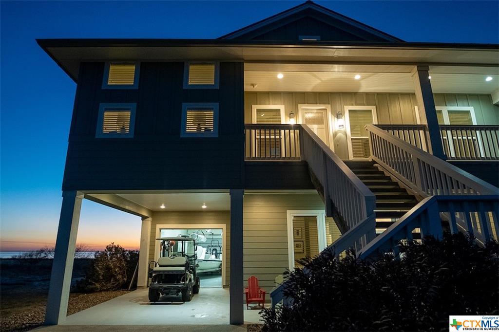342 Bay Club Drive Property Photo - Seadrift, TX real estate listing