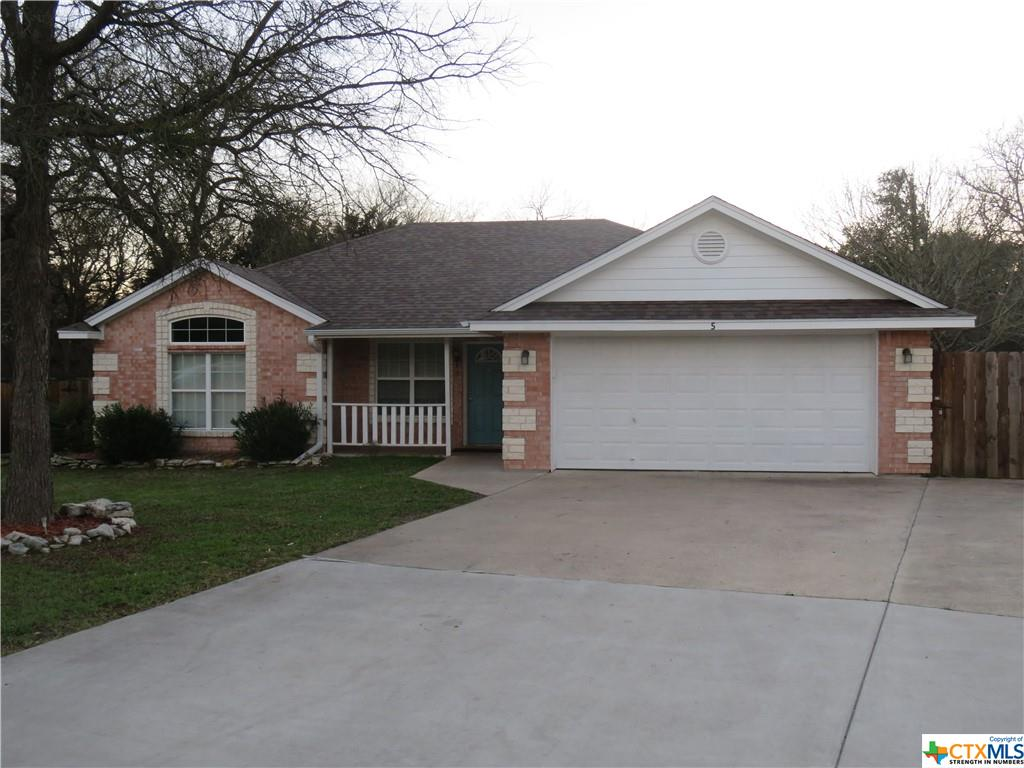 5 Bay Court Property Photo - Morgans Point Resort, TX real estate listing