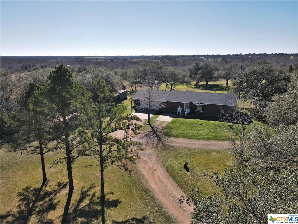 348 Ball Park Road Property Photo - Goliad, TX real estate listing