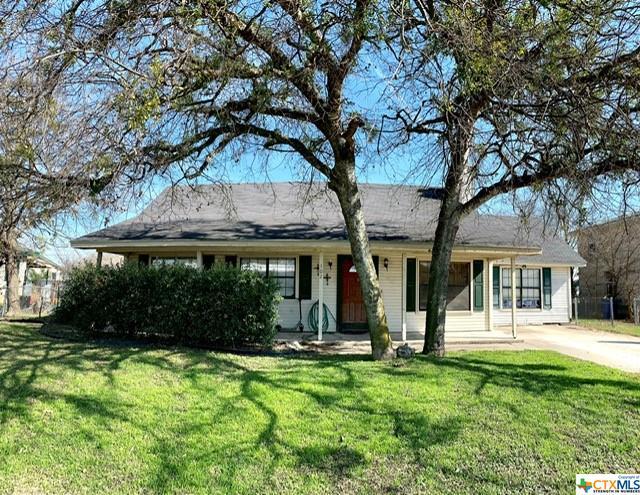 102 Sullivan Street Property Photo - Florence, TX real estate listing