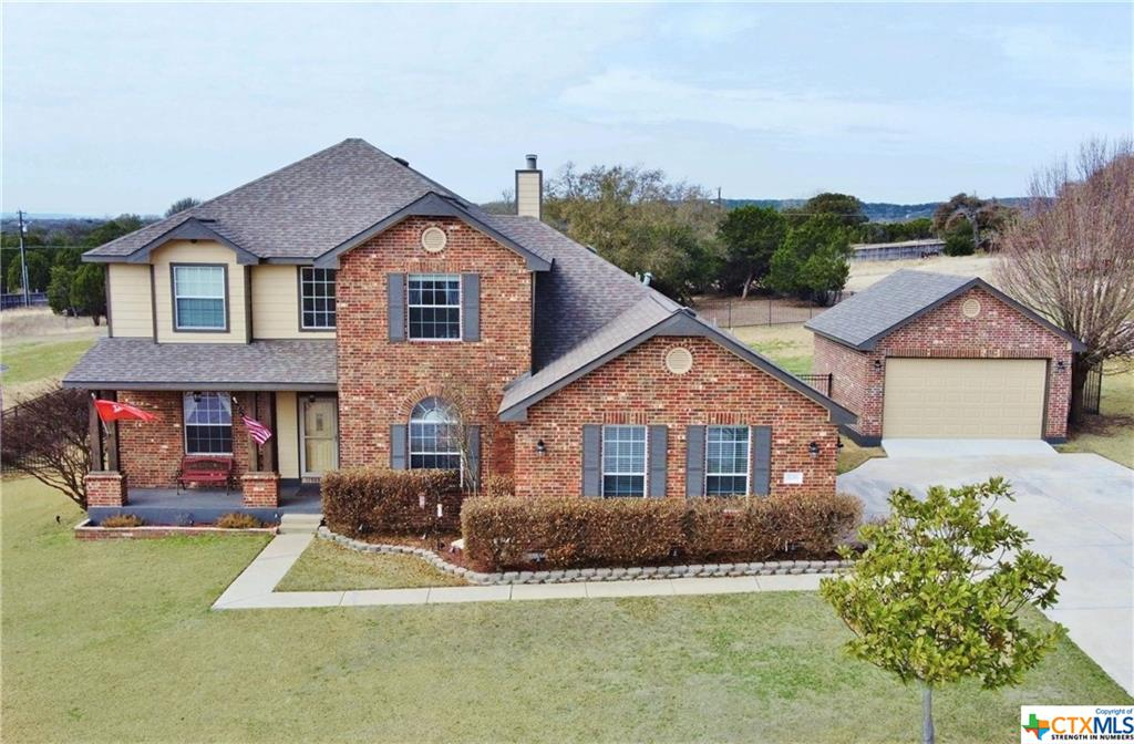106 Stampede Circle Property Photo - Harker Heights, TX real estate listing