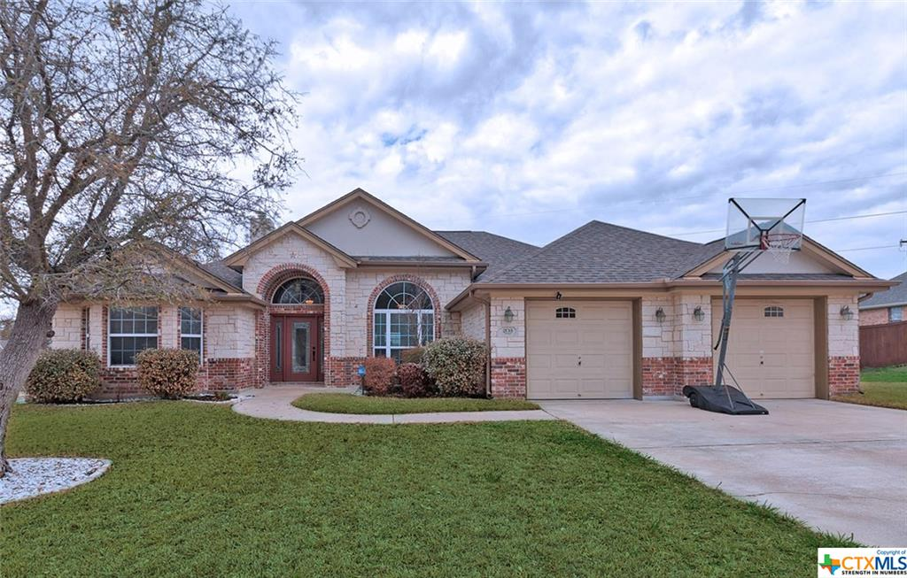 203 Cattail Circle Property Photo - Harker Heights, TX real estate listing