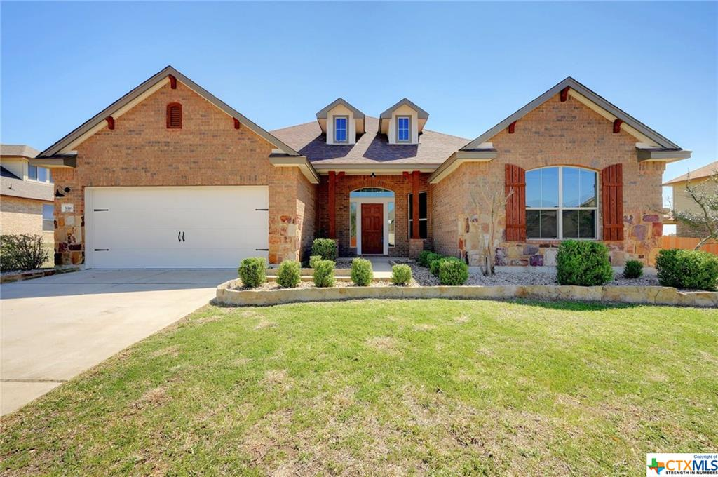3916 Hickory View Property Photo - Harker Heights, TX real estate listing