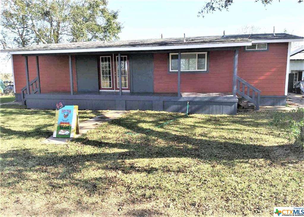 County Road 303 Road Property Photo - Edna, TX real estate listing