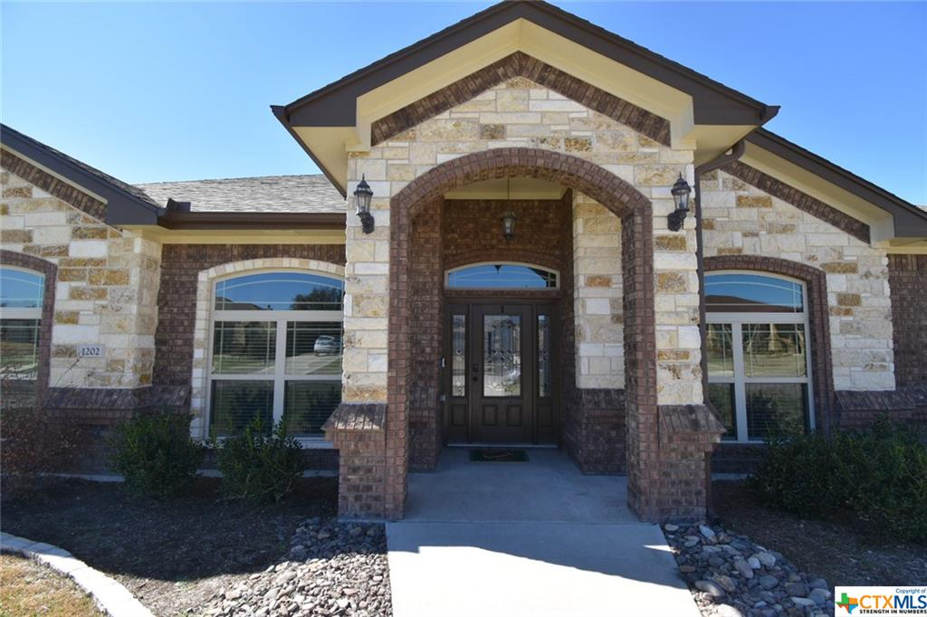 1202 Pima Trail Property Photo - Harker Heights, TX real estate listing