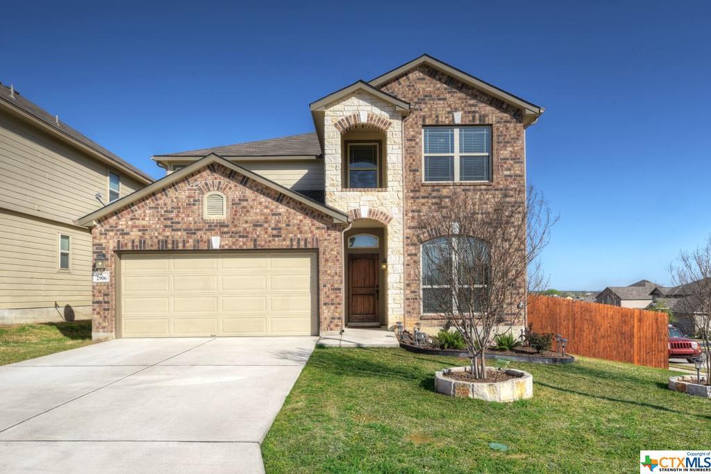 2906 Sawmill Lane Property Photo - New Braunfels, TX real estate listing