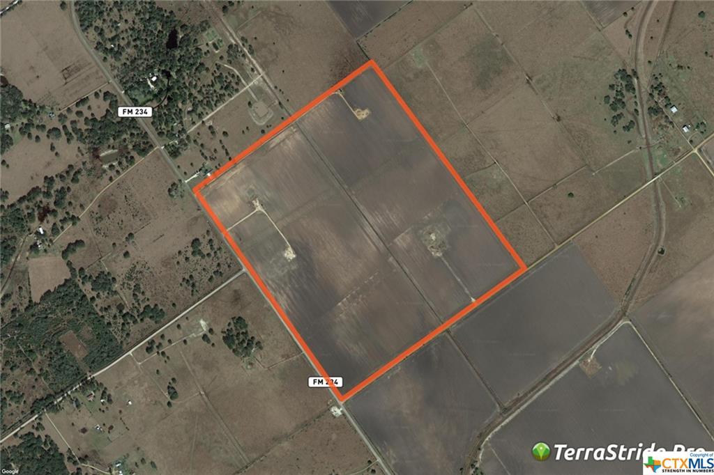 FM 234 Property Photo - Edna, TX real estate listing