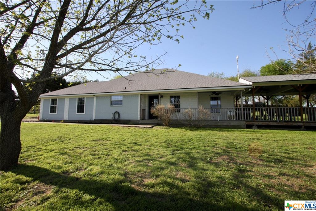 BLUE CUT SOUTH Road Property Photo - Moody, TX real estate listing