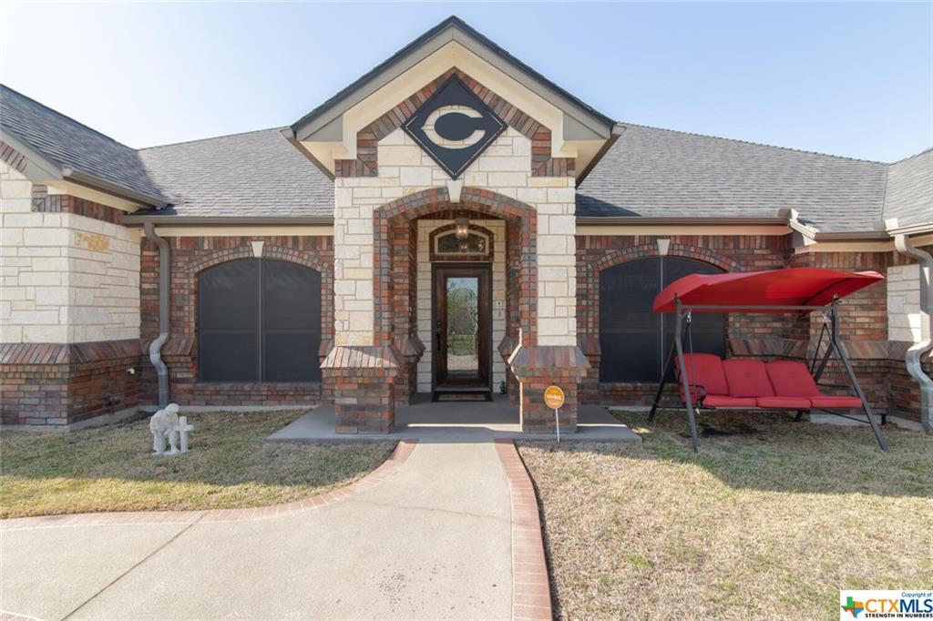 3917 Bella Vista Loop Property Photo - Harker Heights, TX real estate listing