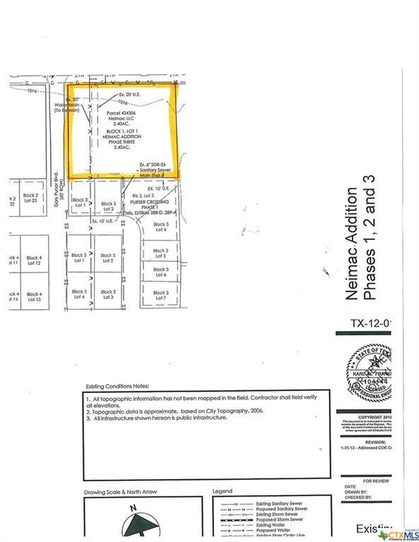 2702 E Stan Schlueter Loop Property Photo - Killeen, TX real estate listing