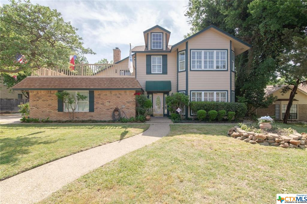 815 Trail Crest Drive Property Photo - Harker Heights, TX real estate listing