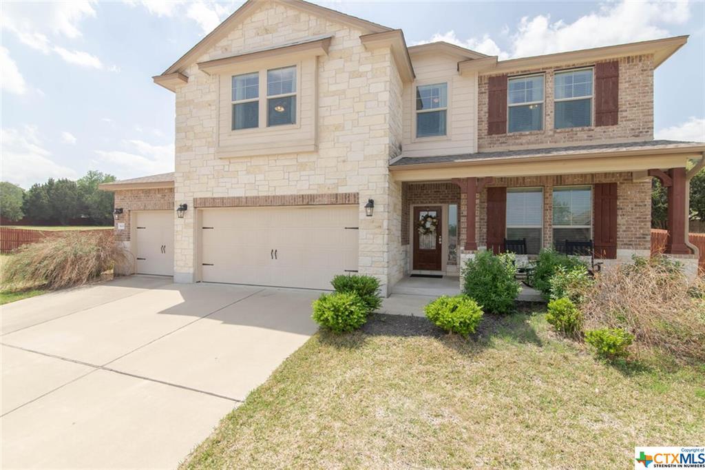 3622 Quail Ridge Property Photo - Harker Heights, TX real estate listing