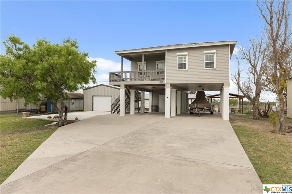343 Sea Spray Drive Property Photo - Port Mansfield, TX real estate listing