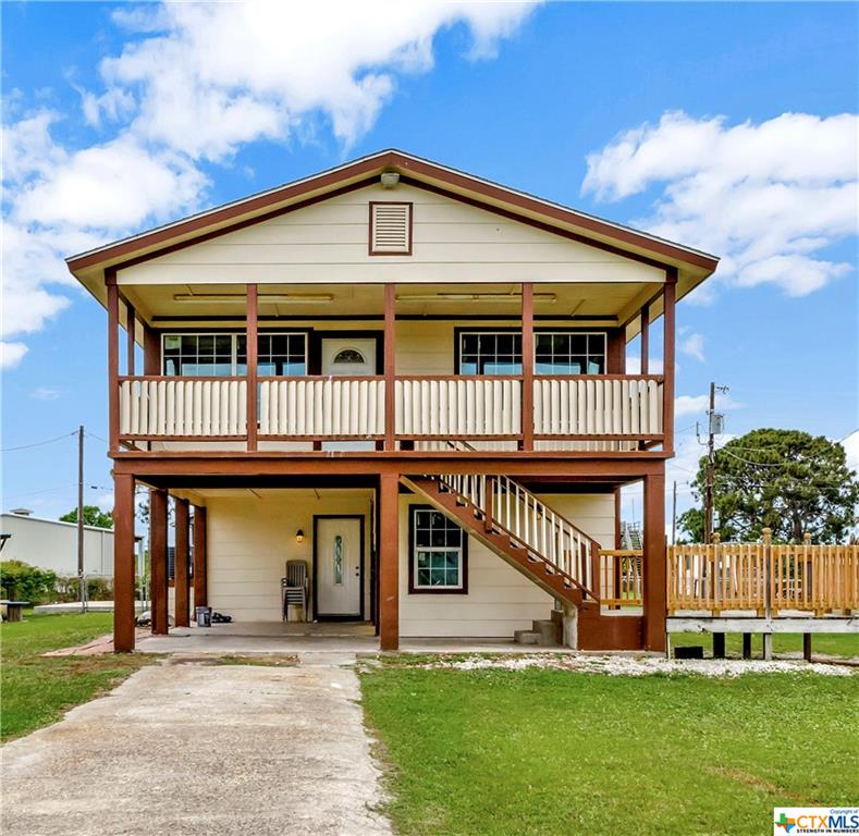 1504 W Jackson Avenue Property Photo - Port O'Connor, TX real estate listing