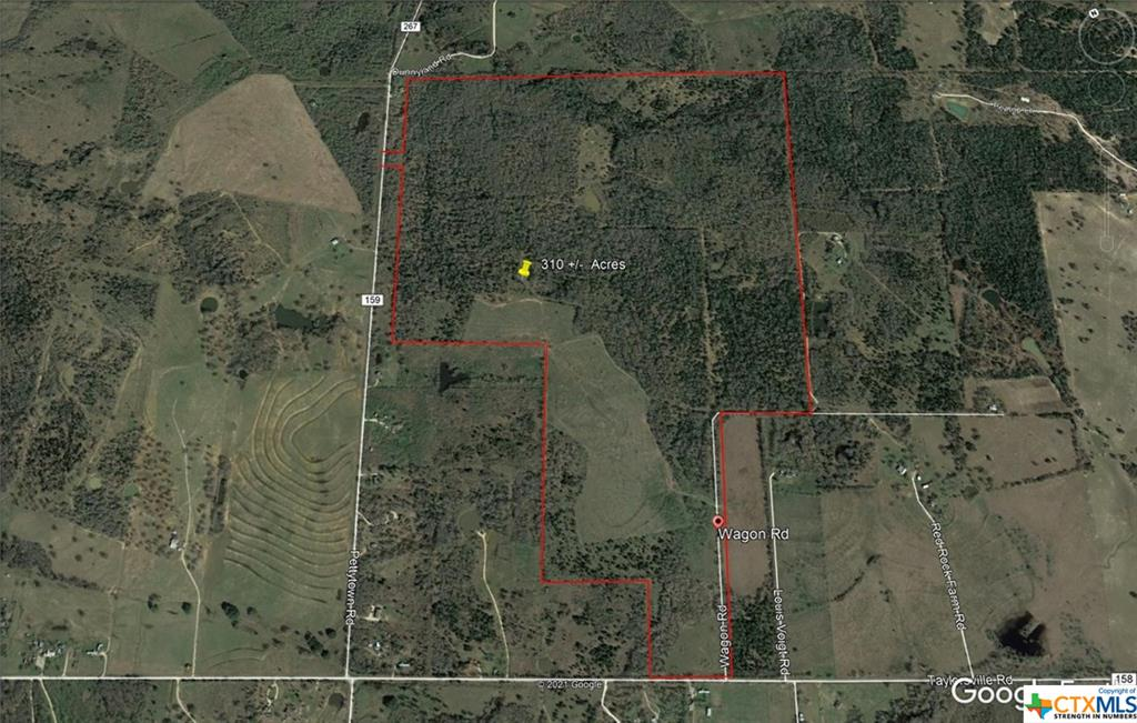 00 Taylorsville Road Property Photo - Red Rock, TX real estate listing
