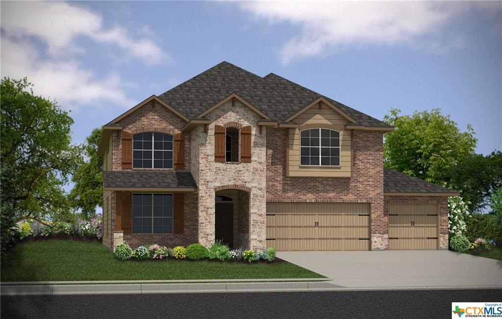 1308 Torino Street Property Photo - Harker Heights, TX real estate listing