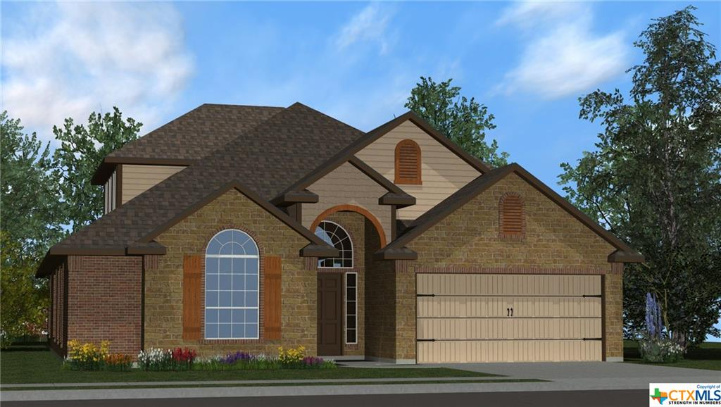 1310 Torino Street Property Photo - Harker Heights, TX real estate listing