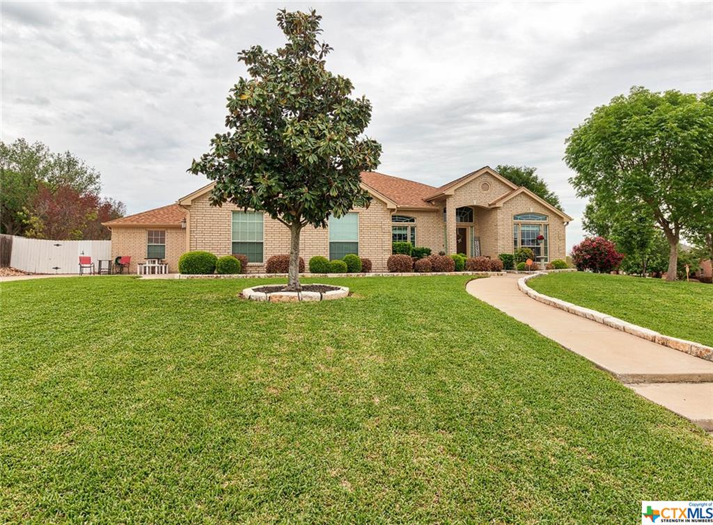2111 Civet Trail Property Photo - Harker Heights, TX real estate listing