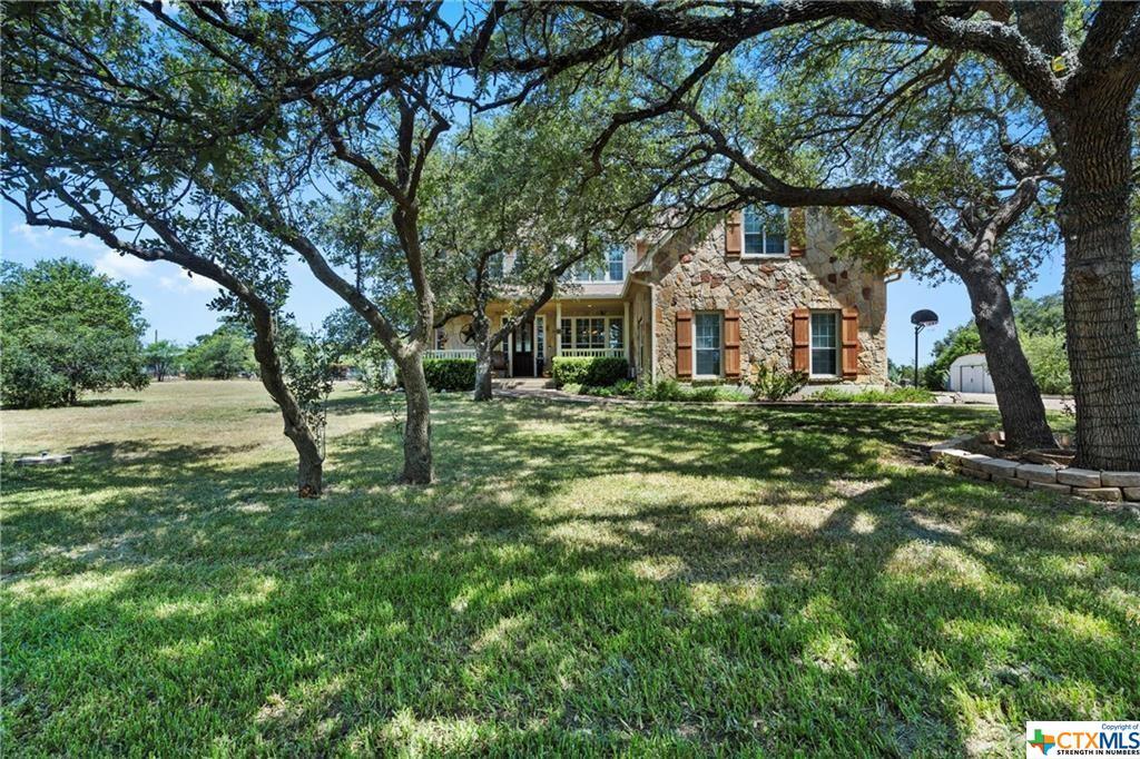 385 Stonegate Drive Property Photo - Johnson City, TX real estate listing