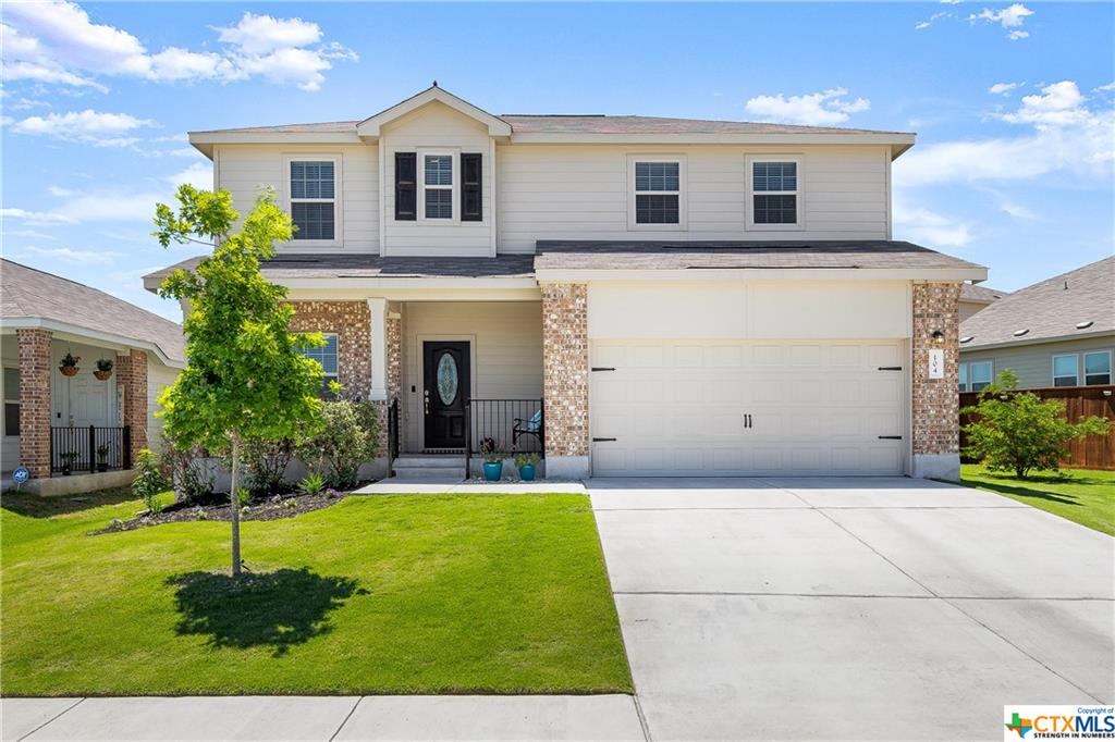 104 Cressida Cove #12G Property Photo - Jarrell, TX real estate listing