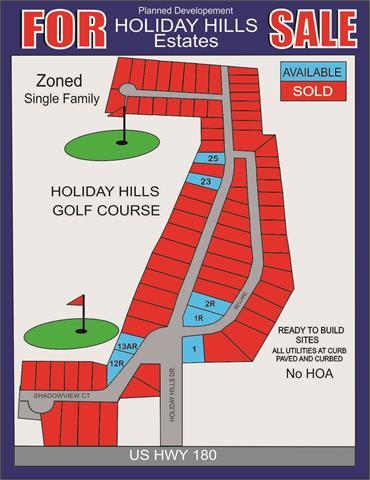 Lot13ar Holiday Hills Property Photo