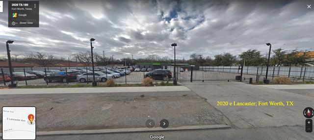 2020 E Lancaster Property Photo