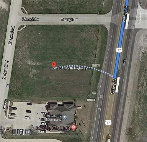 1851 N Hwy 77 Property Photo - Waxahachie, Texas real estate listing